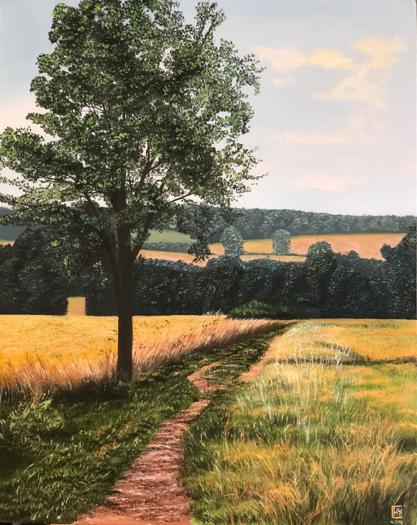 Landscape-with-tree
